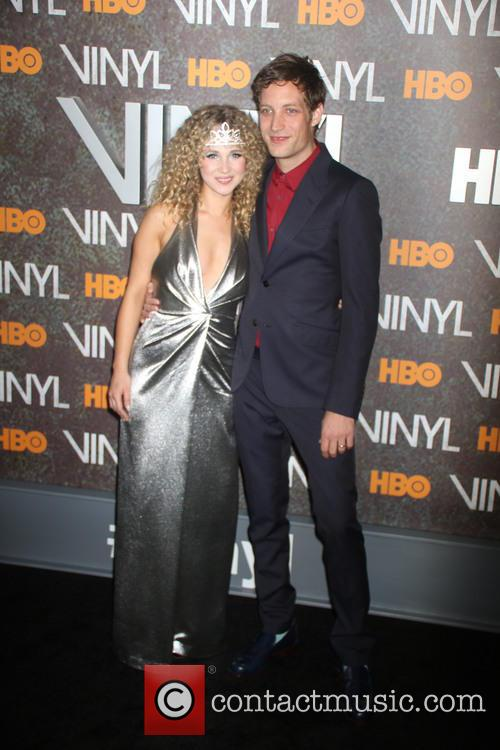 Juno Temple and James Jagger 2