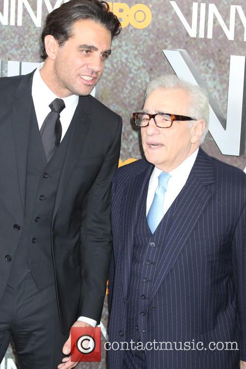 Bobby Cannavale and Martin Scorsese 3