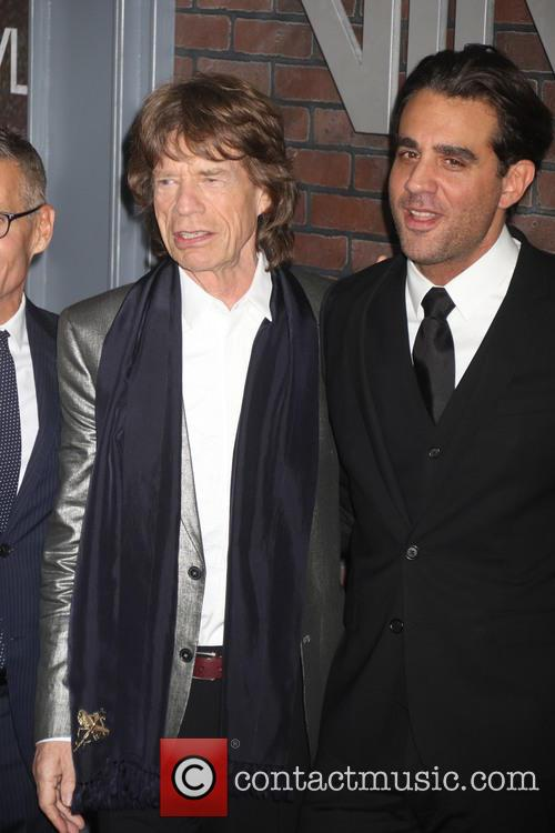 Mick Jagger and Bobby Cannavale 10