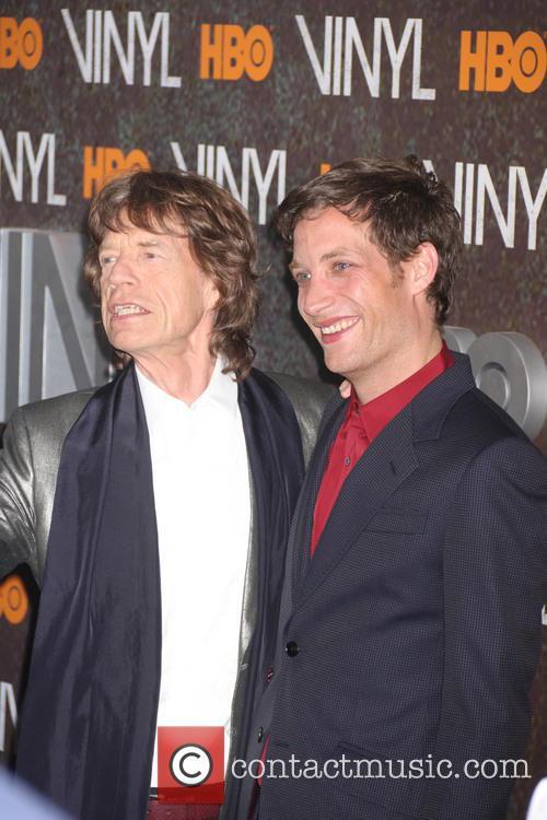 Mick Jagger and James Jagger 11
