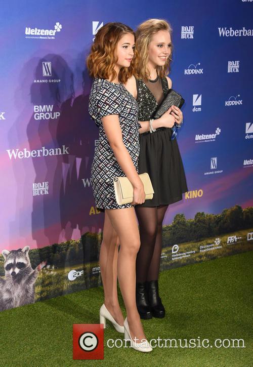 Lisa-marie Koroll and Lina Larissa Strahl 4