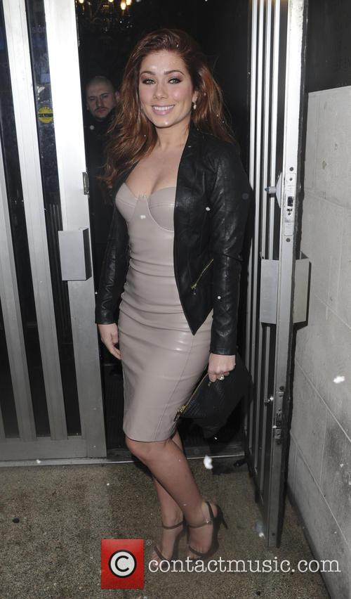 Nikki Sanderson 5