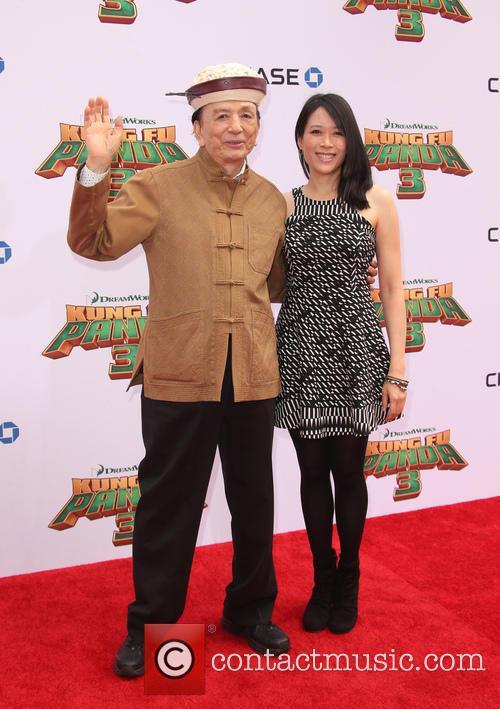 James Hong and April Hong 6