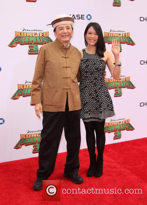 James Hong and April Hong 8