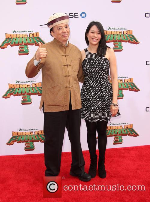 James Hong and April Hong 9