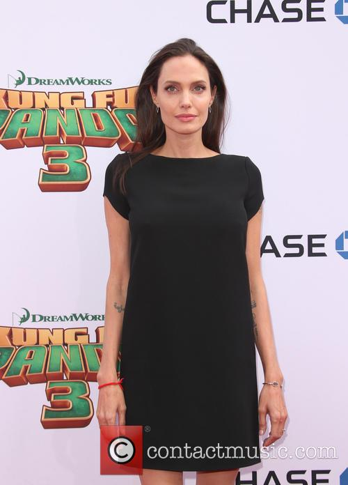 Angelina Jolie Takes On A New Role As Professor At The London School Of Economics