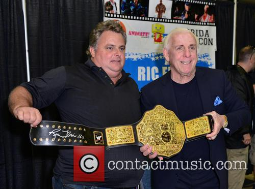 Guest and Ric Flair 1