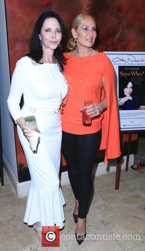 Ora Nadrich and Barbara Gerson 6