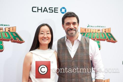 Jennifer Yuh Nelson and Alesandro Carloni 1
