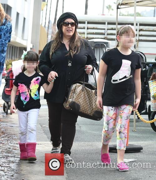 Carnie Wilson, Lola Sofia Bonfiglio and Luciana Bella 11