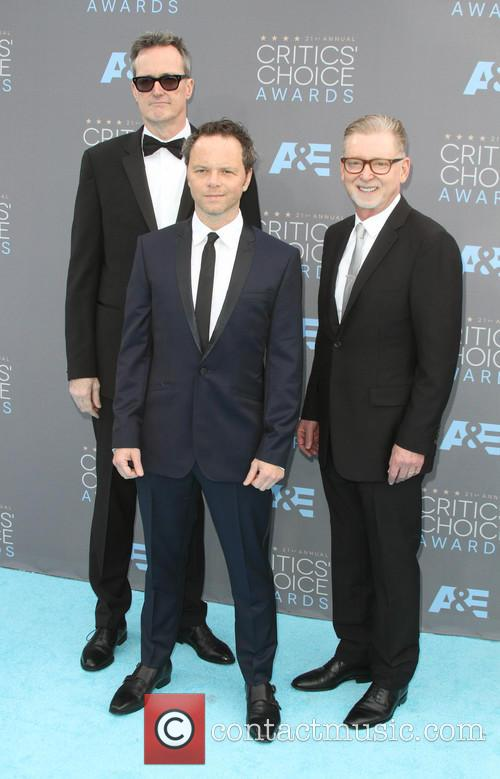 John Cameron, Noah Hawley and Warren Littlefield 1