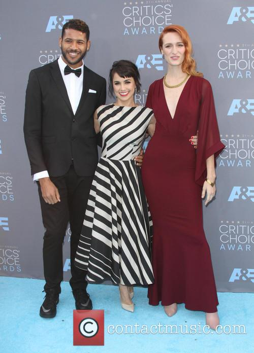 Jeffrey Bowyer-chapman, Constance Zimmer and Breeda Wool 1