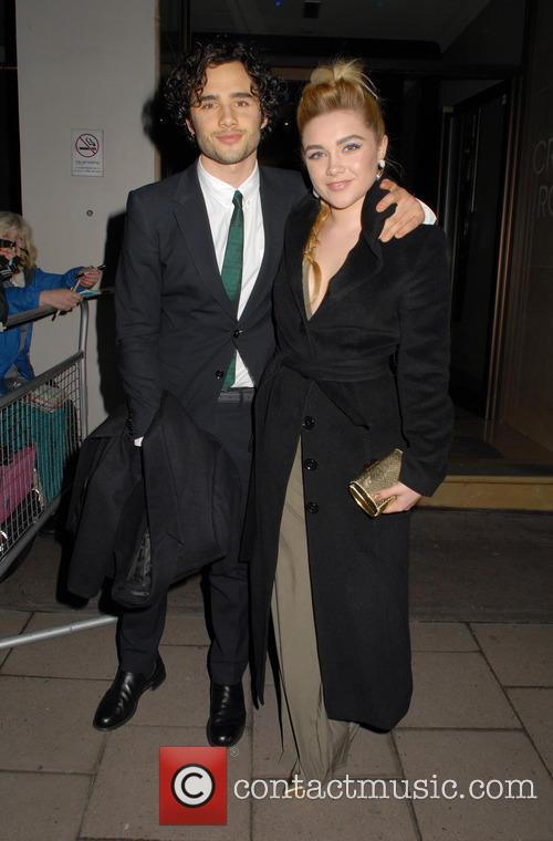 Toby Sebastian and Florence Pugh 3