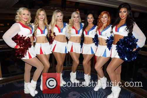 Crystal Palace Cheerleaders 1