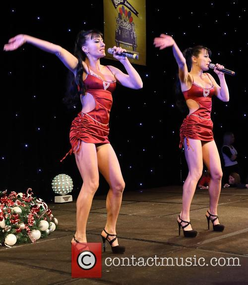 The Cheeky Girls, Gabriela Irimia and Monica Irimia 3