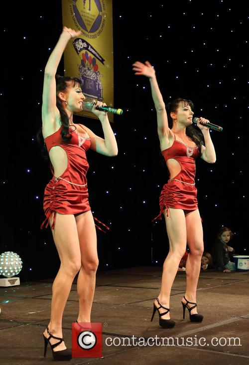 The Cheeky Girls, Gabriela Irimia and Monica Irimia 5