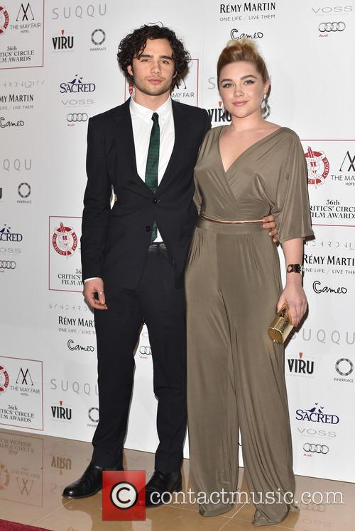 Florence Pugh and Guest 1