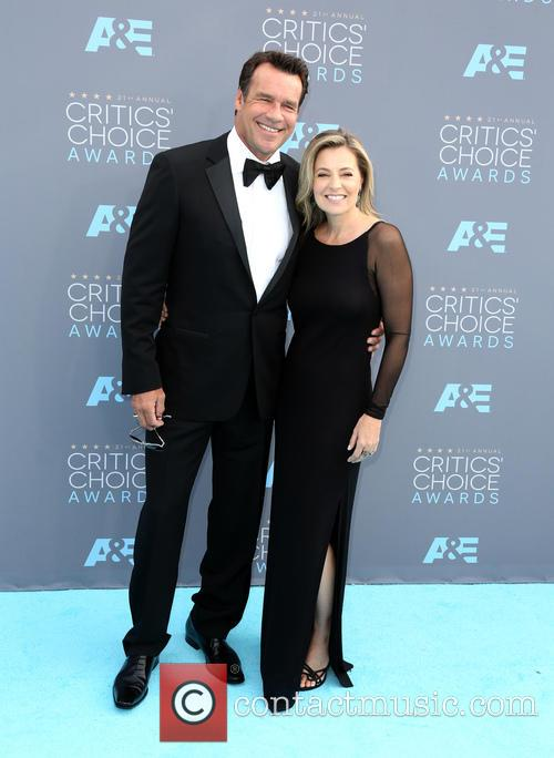 David James Elliott and Nanci Chambers 2