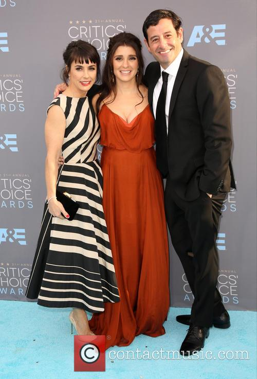 Constance Zimmer, Shiri Appleby and Guest 1