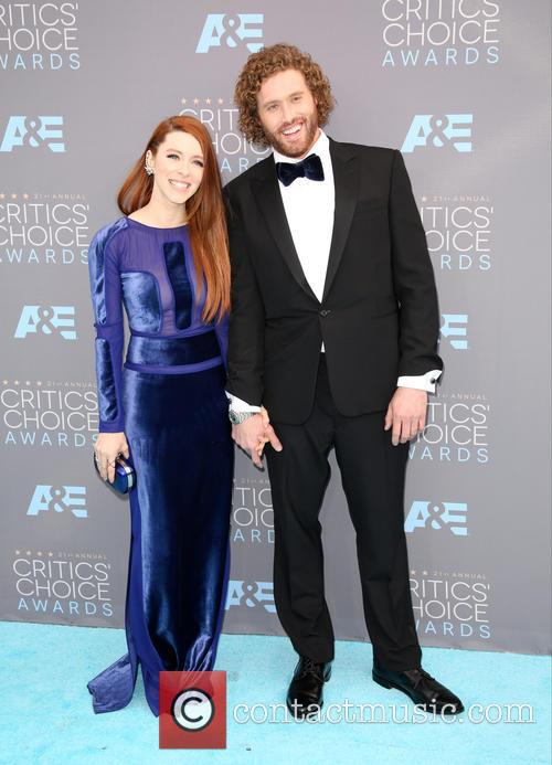 Kate Gorney and T. J. Miller 1