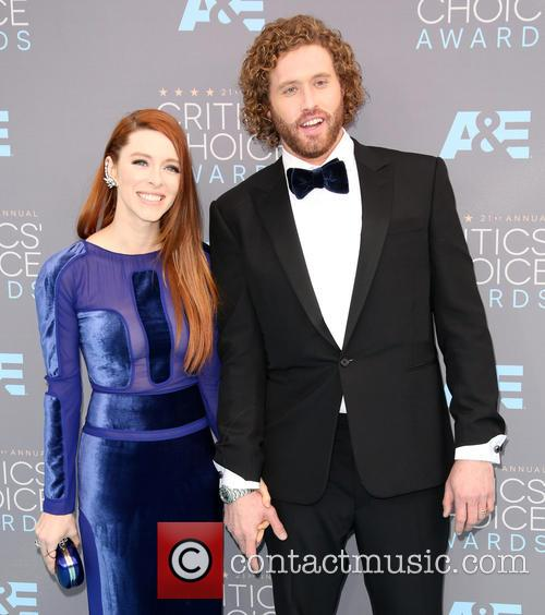 Kate Gorney and T. J. Miller 2