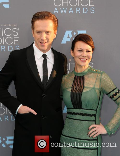 Damian Lewis and Helen Mccrory 7