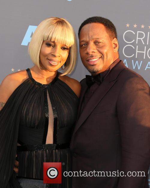 Mary J. Blige and Kendu Isaacs 4