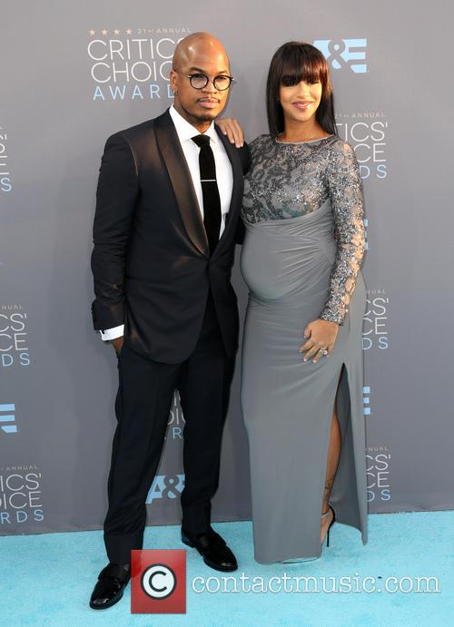 Ne-yo and Crystal Renay 1