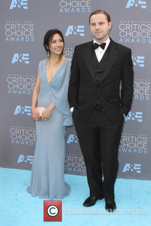 Constance Wu and Ben Hethcoat 1
