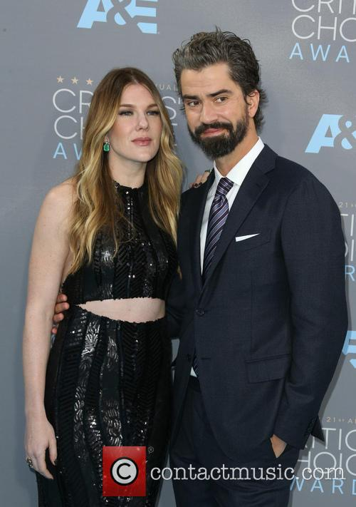 Hamish Linklater and Lily Rabe 6
