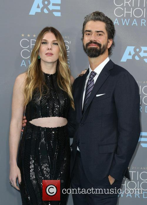 Hamish Linklater and Lily Rabe 7