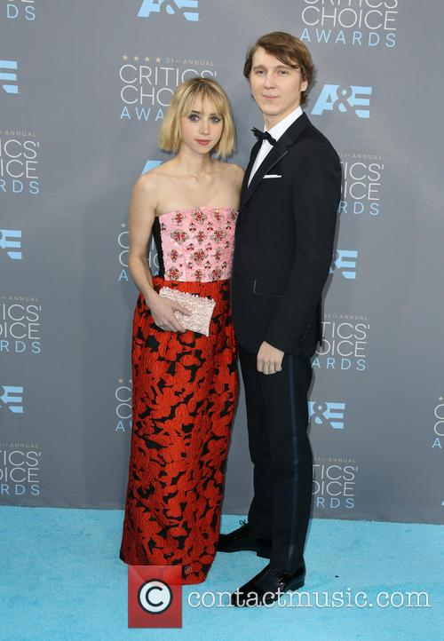 Zoe Kazan and Paul Dano 4