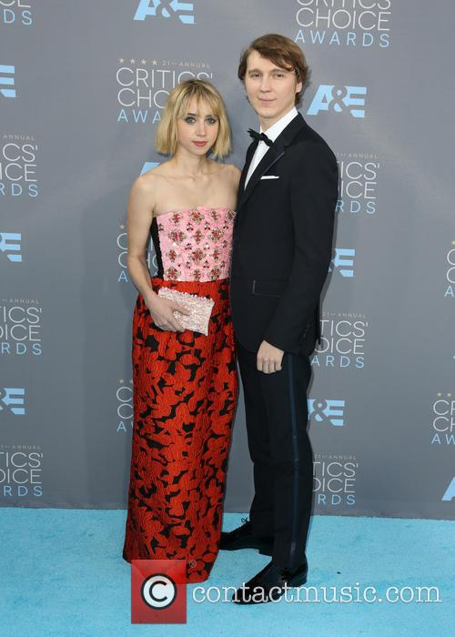 Zoe Kazan and Paul Dano 6
