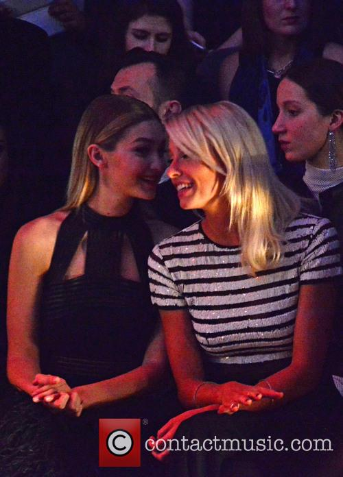 Gigi Hadid and Lena Gercke 3