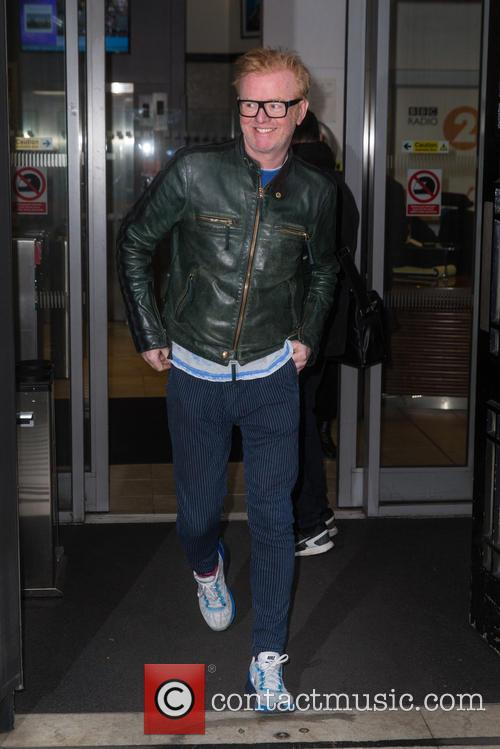 Chris Evans Allegedly Nearly Left Top Gear After Clashes With Bbc Bosses