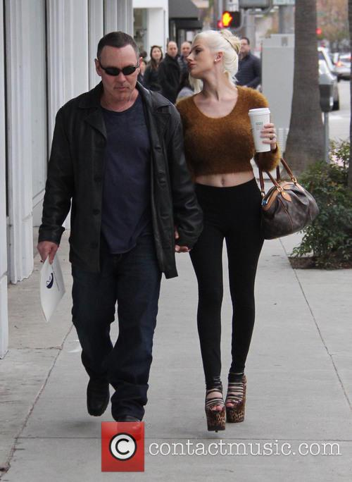Courtney Stodden and Doug Hutchison 7