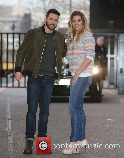 Gemma Atkinson and Michael Parr 3