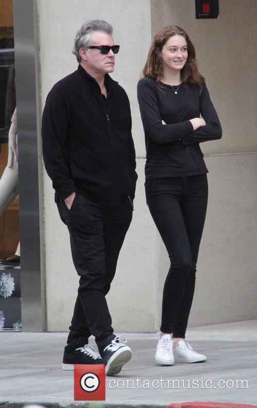 Ray Liotta and Karsen Liotta 2