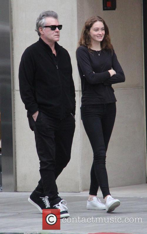 Ray Liotta and Karsen Liotta 3
