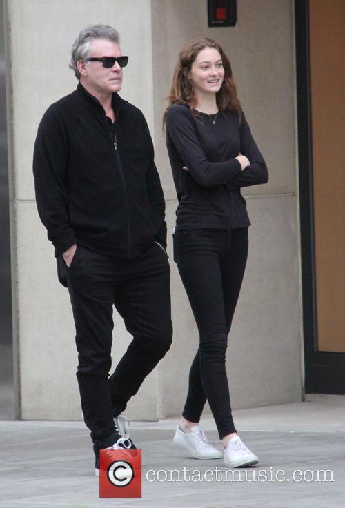 Ray Liotta and Karsen Liotta 4