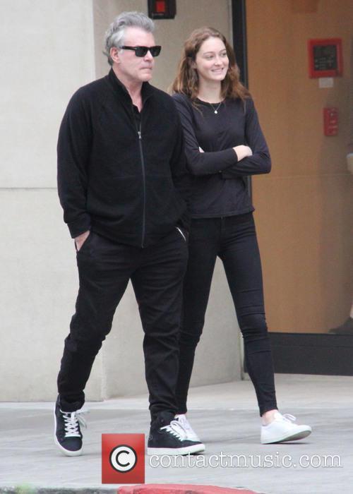 Ray Liotta and Karsen Liotta 5