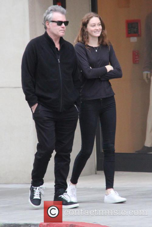 Ray Liotta and Karsen Liotta 6