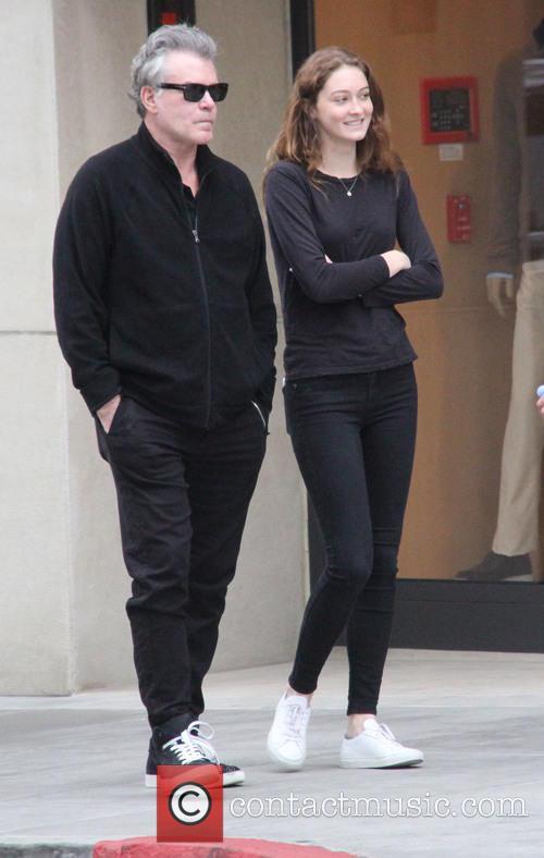 Ray Liotta and Karsen Liotta 7