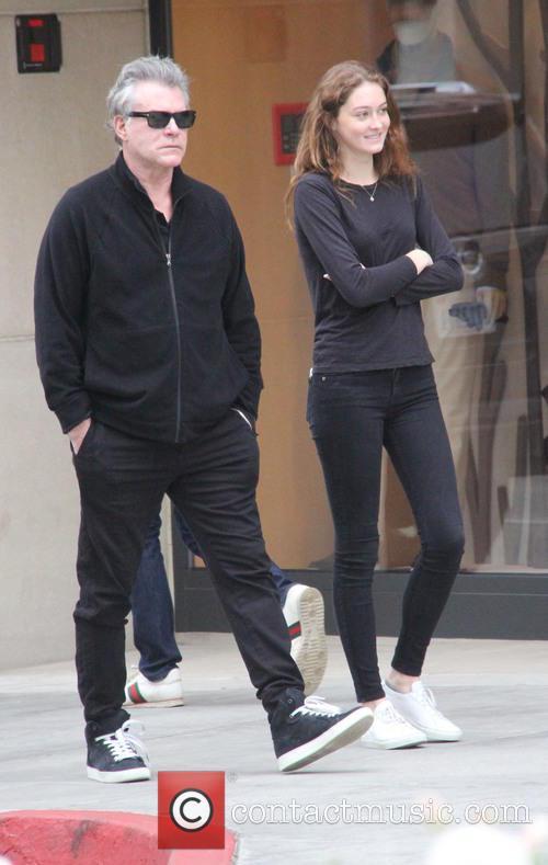 Ray Liotta and Karsen Liotta 8