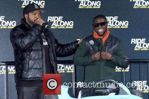 Ice Cube and Kevin Hart 4