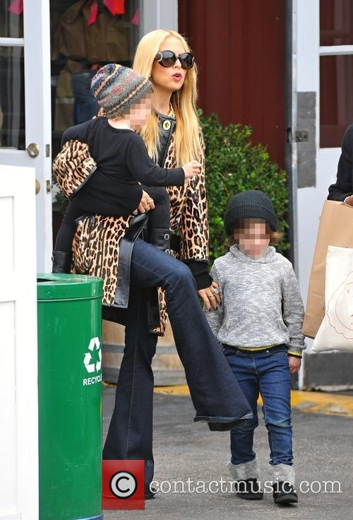 Rachel Zoe, Kaius Berman and Skyler Berman 2