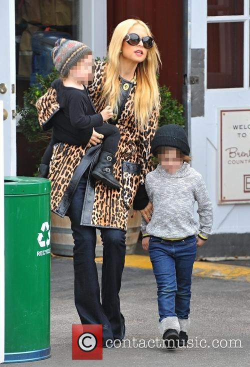 Rachel Zoe, Kaius Berman and Skyler Berman 3