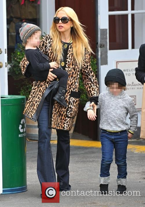 Rachel Zoe, Kaius Berman and Skyler Berman 4