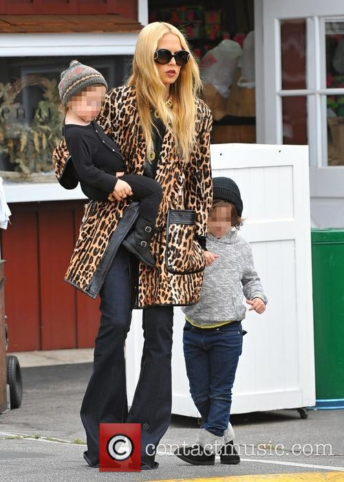 Rachel Zoe, Kaius Berman and Skyler Berman 6