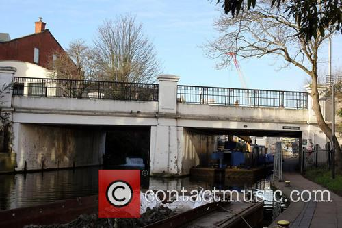 Kentish Town Lock and Camden Lock 1